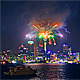 Auckland Fireworks