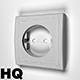 Electric Socket (HQ) - 3DOcean Item for Sale