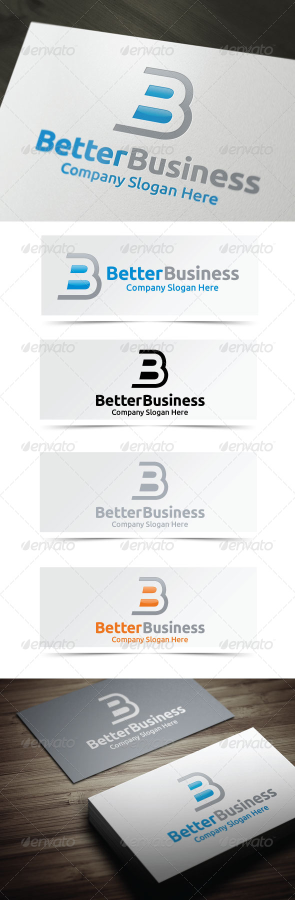 GraphicRiver Better Business 4158488