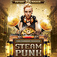 Steampunk Flyer Template - GraphicRiver Item for Sale