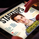 Magazine Template for Tablet - GraphicRiver Item for Sale