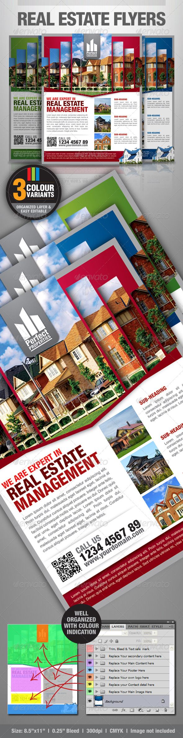 Real Estate Simple Flyers - Miscellaneous Events