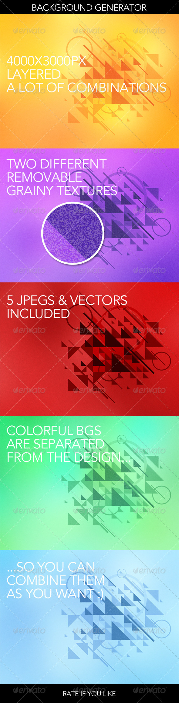 GraphicRiver Abstract Background Graphics Generator 4164053