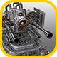 Lowpoly Tank 01 - 3DOcean Item for Sale
