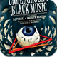 Underground Black Music Flyer/Poster - GraphicRiver Item for Sale