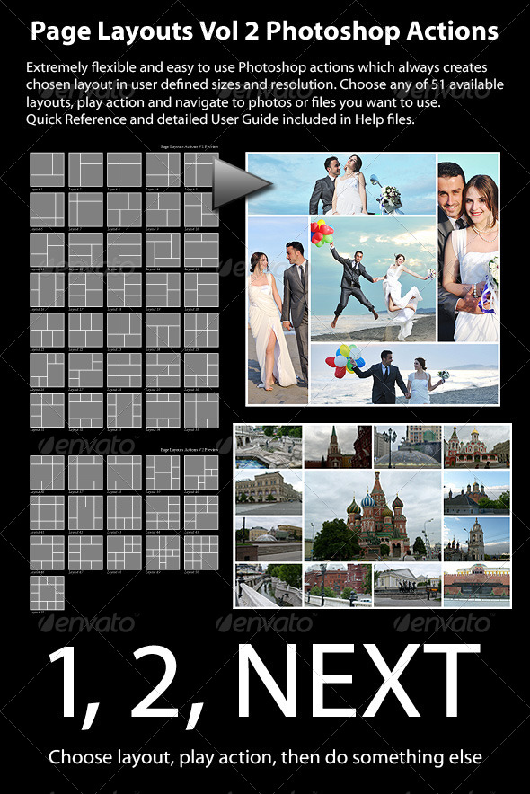 GraphicRiver Page Layouts Vol 2 4113834
