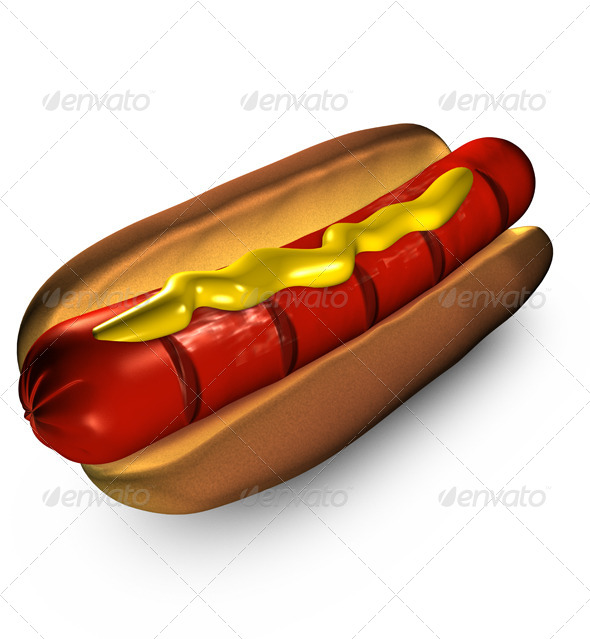 GraphicRiver Hot Dog 4175900