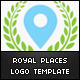 Royal Places Logo - GraphicRiver Item for Sale