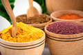 Different kinds of seasonings and herbs - PhotoDune Item for Sale