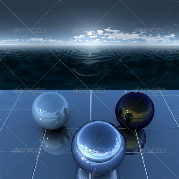 3DOcean Sea 53 4177707