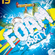 Foam Party Flayer Template - GraphicRiver Item for Sale