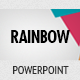 Rainbow Presentation - GraphicRiver Item for Sale