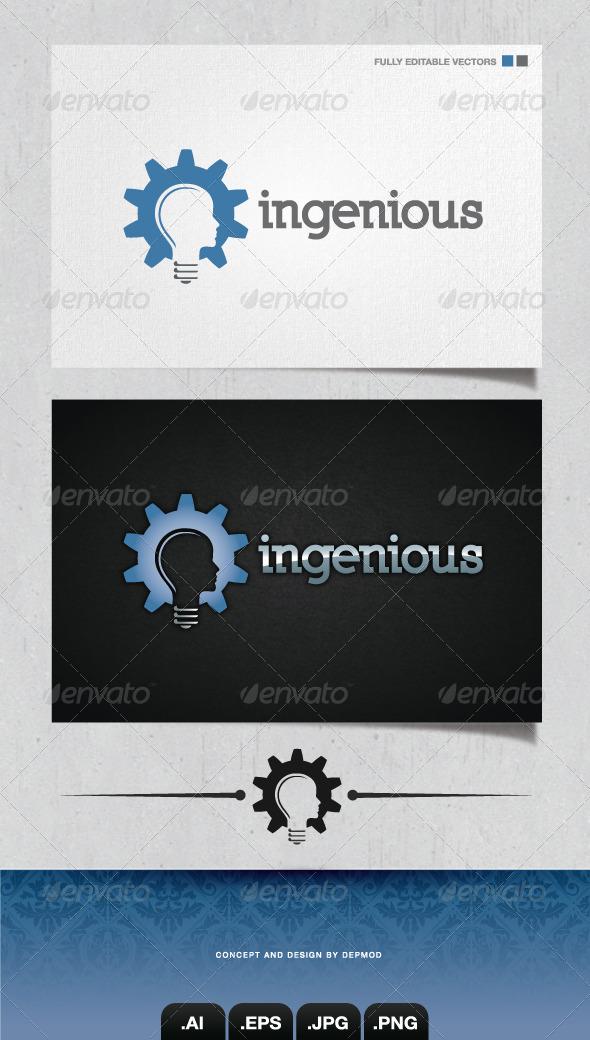 GraphicRiver Ingenious Logo 4096507