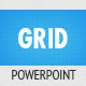 Grid Powerpoint - GraphicRiver Item for Sale