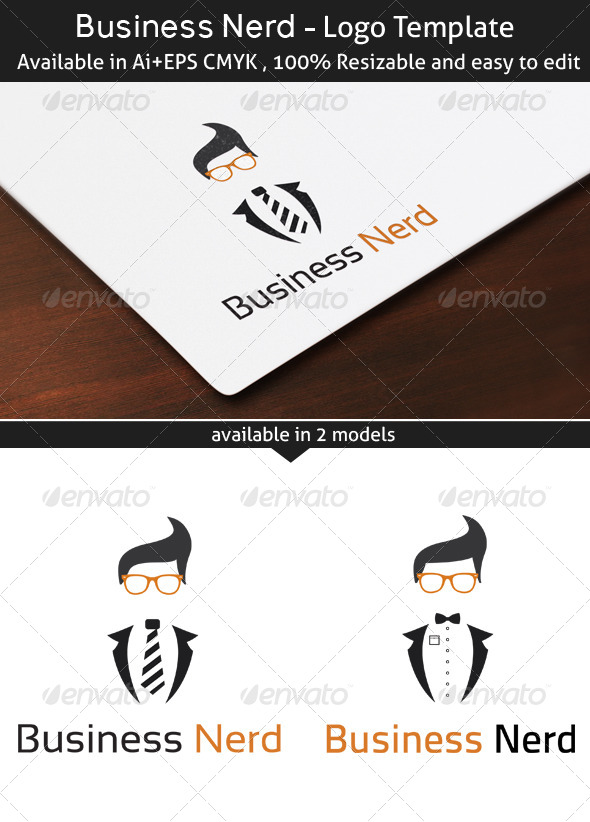 GraphicRiver Business Nerd 4062208