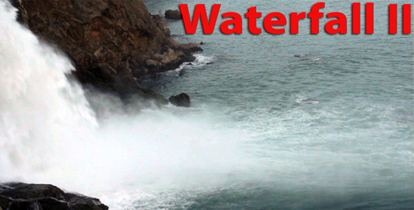 VideoHive Waterfall II 4180508