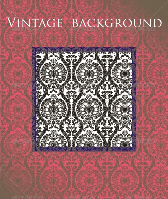 GraphicRiver Vintage Background 2613516