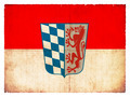 Grunge flag of  Lower Bavaria (Bavaria, Germany) - PhotoDune Item for Sale