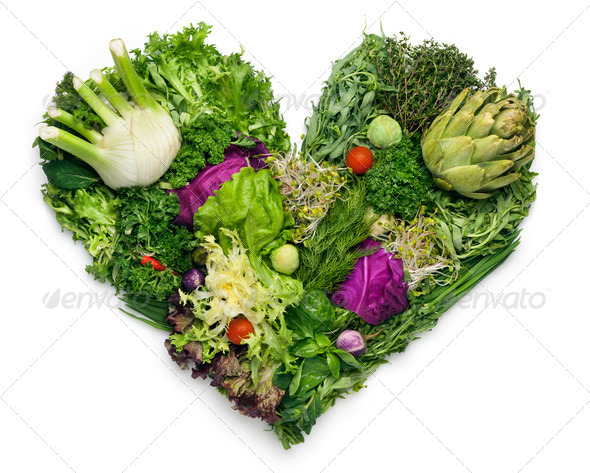 From nature with love. - Stock Photo - Images