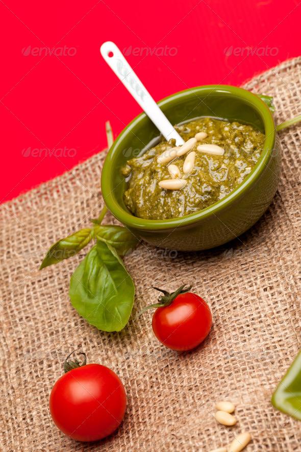 PhotoDune Italian Pesto Sauce 4184648