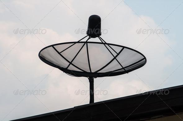 PhotoDune Satellite dish 4184729