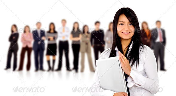 PhotoDune business team 452659