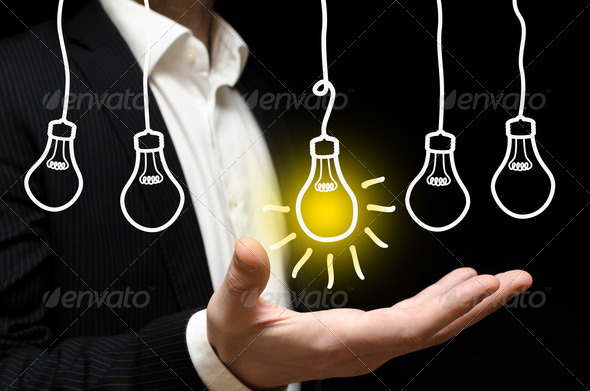 Idea - Stock Photo - Images