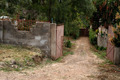 Gated Compound Driveway Path - PhotoDune Item for Sale
