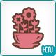 Cafe Flower Logo Template - GraphicRiver Item for Sale