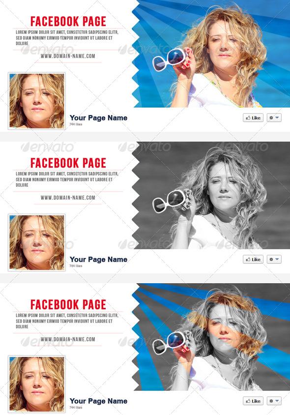 GraphicRiver FB Timeline Cover 002 4105476