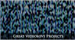 Great Videohive projects