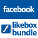 Facebook Likebox Bundle - ActiveDen Item for Sale
