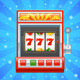 Red Slot Machine - GraphicRiver Item for Sale
