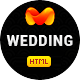 Wedding one page html template - ThemeForest Item for Sale