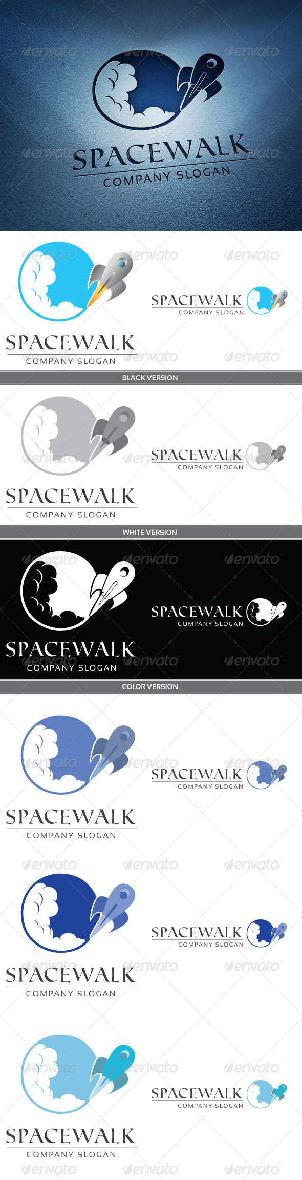 GraphicRiver Spacewalk 3602644