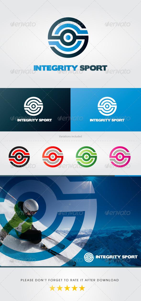 GraphicRiver Integrity Sport Logo 4118901