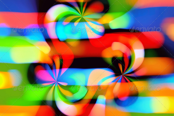 PhotoDune Abstract colorful background 4203387