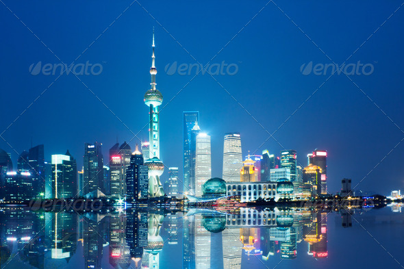 shanghai - Stock Photo - Images