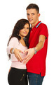 Couple making heart shape with hands - PhotoDune Item for Sale