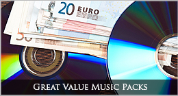 Great Value Music Packs