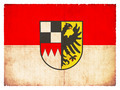Grunge flag of  Middle Franconia (Bavaria, Germany) - PhotoDune Item for Sale