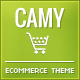 Camy - Clean Responsive Ecommerce Wordpress Theme - ThemeForest Item for Sale