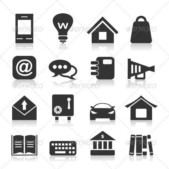 GraphicRiver Icon for Web 3 4210008