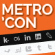 Metro'Con Metro Styled Social and Link Type Icons - CodeCanyon Item for Sale