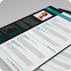 Simple and Professional Resume - GraphicRiver Item for Sale
