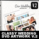 Classy Wedding DVD Covers V.2 - GraphicRiver Item for Sale