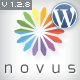 Novus Multipurpose Corporate Wordpress Theme - ThemeForest Item for Sale
