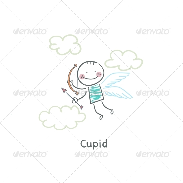 GraphicRiver Cupid 4220073