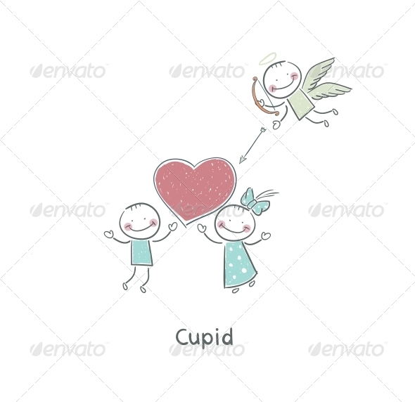 GraphicRiver Cupid 4220106