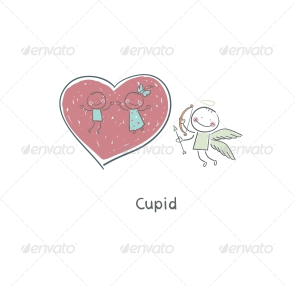 GraphicRiver Cupid 4220139